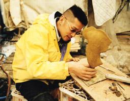 岡野元房 モトフサ 写真 1998